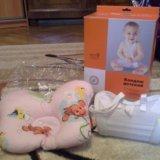 Бандаж детский и подушка ортопедическая. Фото 1.