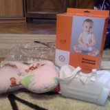 Бандаж детский и подушка ортопедическая. Фото 3.