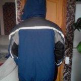 Куртка зимняя лыжная. Фото 2.
