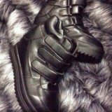 Ботинки зима. Фото 1.