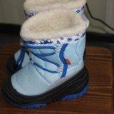 Сапожки зимние - сноубутсы demar. Фото 1.