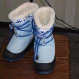 Сапожки зимние - сноубутсы demar. Фото 3.