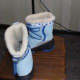 Сапожки зимние - сноубутсы demar. Фото 2.