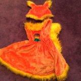 Костюм белка или лиса напрокат карнавальный. Фото 1. Москва.