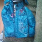Куртка детская, демисизонная. Фото 2.