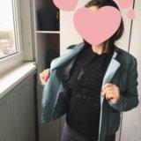 Куртка кожанка. экокожа.42-44. Фото 2.
