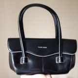 Кожаная женская сумка. Фото 1.