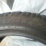 Зимние колеса r18 на merсedes 245/40/r18. Фото 2.