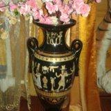 Напольная ваза. Фото 1. Иркутск.