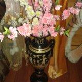 Напольная ваза. Фото 2. Иркутск.
