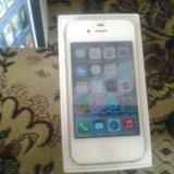 Iphone 4 white. Фото 1.