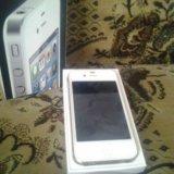 Iphone 4 white. Фото 2.