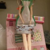 Кукла тильда. ручная работа. Фото 2. Зеленоград.