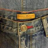 Юбка джинсовая тommy h.44/46. Фото 2.
