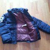 Куртка benetton (140рост). Фото 4. Москва.
