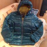 Calvin  klein куртка новая на пуху 46-48 р. Фото 1.