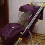 Продам санки- коляску. Фото 1. Искитим.