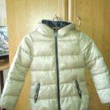 Куртка зимняя benetton. Фото 1.