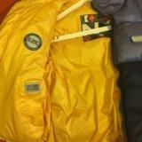 Куртка зимняя пуховик размер 40-42. Фото 2. Москва.