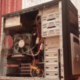 Системный блок. Фото 1.