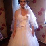 Свадебное платье. Фото 1. Новороссийск.