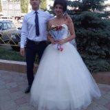 Свадебное платье. Фото 2. Новороссийск.