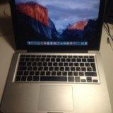 Macbook pro 13 2011 i5 2,3/8gb/240ssd+320hdd. Фото 1.
