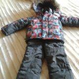 Зимний костюм. Фото 1. Екатеринбург.
