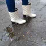 Резиновые сапоги. Фото 1. Брянск.