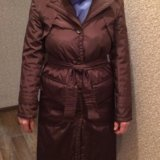Куртка-плащ женская. Фото 1. Набережные Челны.