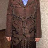Куртка-плащ женская. Фото 3. Набережные Челны.