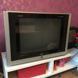 Телевизор lg для цифрового телевидения. Фото 1.