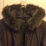 Зимняя куртка 48 размер. Фото 1.