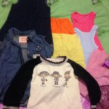 Детские вещи на девочку 2-4 года. Фото 3.