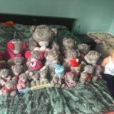 Мишки тедди коллекционные!!!. Фото 1.
