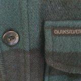 Зимняя куртка quiksilver botella l шерсть!. Фото 4.