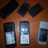 Старенькие телефоны на запчасти. Фото 4. Москва.