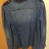 Рубашка джинсовая. Фото 2.