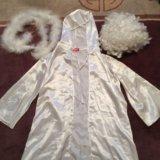 Карнавальный костюм пушинка ангел напрокат. Фото 1.