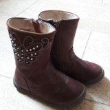 Ботинки весенние  mio sole. Фото 1. Химки.