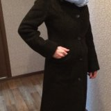 Пальто женское весна-осень. Фото 1.
