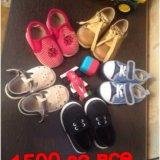 Детская обувь. Фото 1.