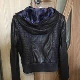 Куртка из натуральной кожи. Фото 4.