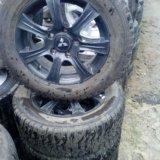 Зимние шины и диски!. Фото 2.
