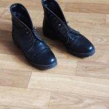 Ботинки осенние. Фото 1. Красноярск.