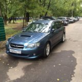 Subaru outback 2.0 at. 2004г. универсал. Фото 1.