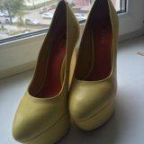 Туфли нат. кожа. Фото 1. Екатеринбург.