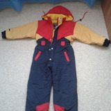 Детский комбинезон б/у. Фото 1.