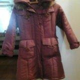 Пальто детское. Фото 1.