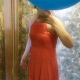 Платье летнее легкое. Фото 1. Москва.